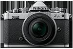Bezzrkadlový fotoaparát Nikon Z fc