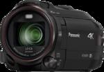 Panasonic HC-WX970 černá  - Nový TOP model 4K kamery