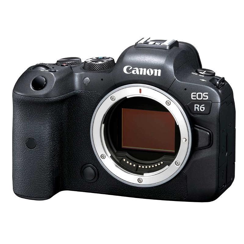 Canon EOS R6 recenzia. Foto 2